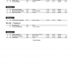 Resultatlister VeteranNM 2013 Storslalom Damer s 2