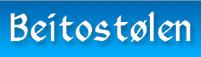 Beitostølen (logo blå bakgrunn)