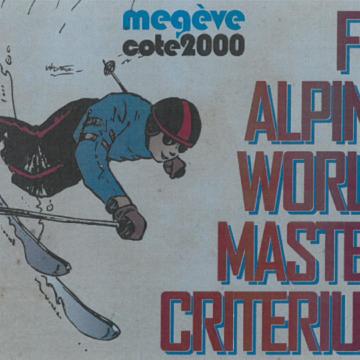 Ønsker du å delta i VM Masters i Megève, Frankrike 2019