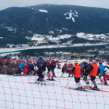 Bilder fra NM Masters 2019 Hafjell