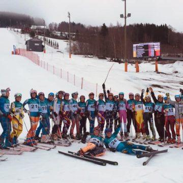 NM MastersAlpint 2019 Hafjell – Storslalåm resultater