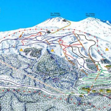 Invitasjon til FIS-renn i Nevados de Chillán 12.-15. september 2019