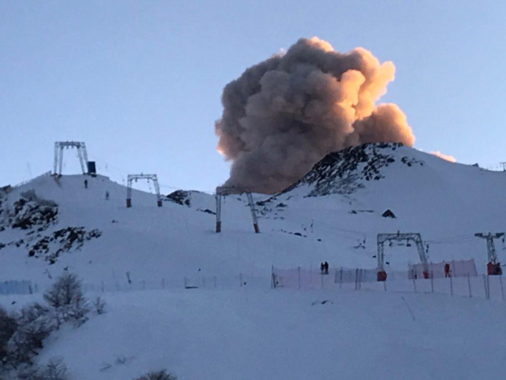 Spektakulært fra Nevados de Chillán