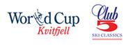 World Cup Kvitfjell logoer