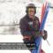 81 årige Knut Noreide fra Alpin Veteran Vest